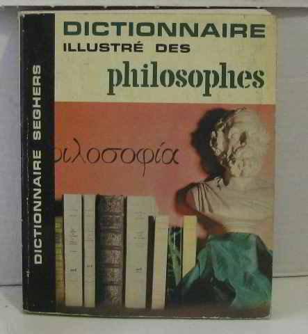 Dictionnaire illustré des philosophes
