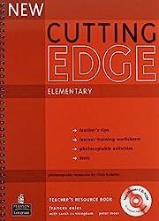 New Cutting Edge: Elementary- Teacher's Resource Book by Sarah Cunningham (2006-06-01)