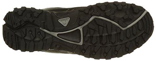 Lafuma Laftrack Clim, Chaussures de trekking et randonnée mixte adulte Noir (noir/noir)