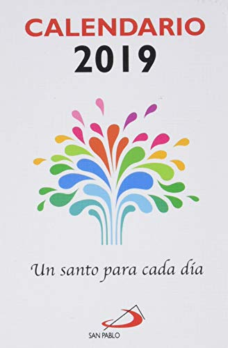 Calendario Un santo para cada día 2019 (Calendarios y Agendas)
