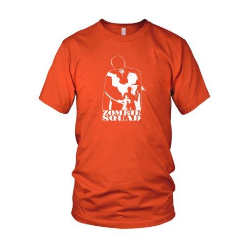 Zombie Squad - Herren T-Shirt Orange
