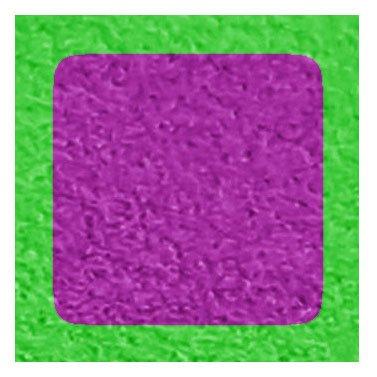 Fit-Flip Microfaser Handtuch - Premium Selektion -100x200-purple-green