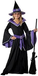 Disfraz de bruja para niños