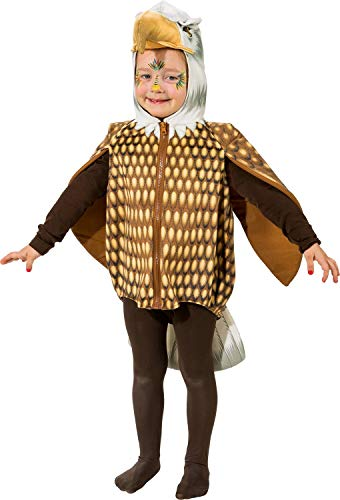 rown Eagle Bird Of Prey World Book Day Week Animal Carnival Fancy Dress Costume Outfit ()
