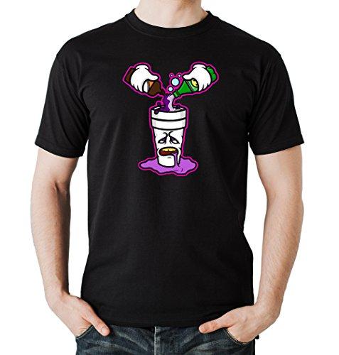 Certified Freak Purple Drank T-Shirt Black XL