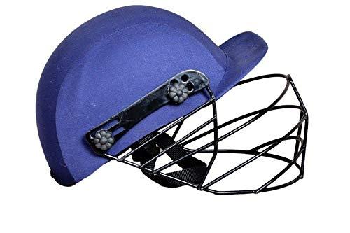 Sportsholic Cricket Batting Helmet Head Guard for Men Boys. Inner Padding Colour May Vary