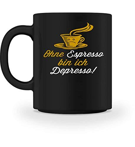 Chorchester Für Espresso und Kaffee Fans - Tasse