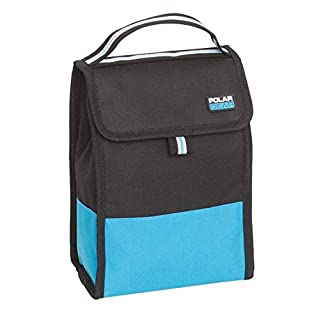 Polar Gear Active Folding Lunch Cooler, Fabric Turquoise