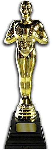 ollywood Star Award Oscar Cutout ()