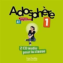 Adosphere: Niveau 1 CD Audio Classe (X2)