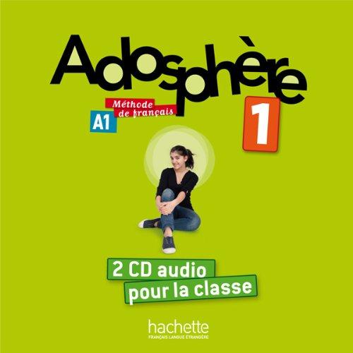 Adosphere 1 - CD Audio Classe (X2) par Marie-Laure Poletti