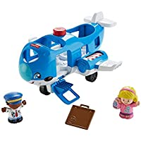 Fisher-Price FKC78 Little People Travel Together Airplane Activity Toy