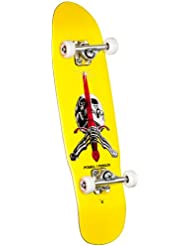 POWELL PERALTA Skull & Sword Skateboard complet cruiser Jaune