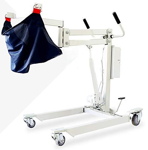 41VGUY0Sk9L - YXP Elevador de Pacientes montado en el automóvil, Pacientes postrados en Cama/Pacientes hemipléjicos parapléjicos con Pacientes con fracturas/Movilidad restringida