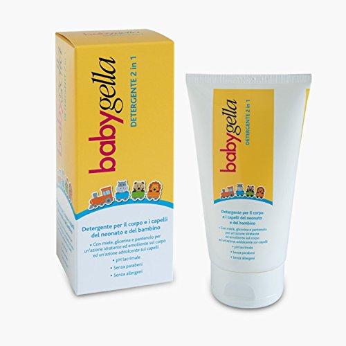 Babygella Detergente Corpo e Capelli Bimbo - 150 ml