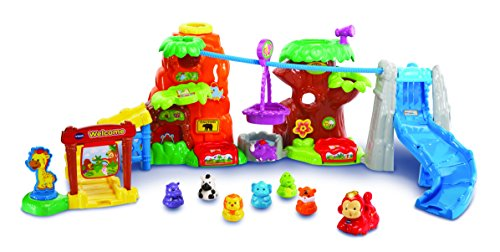Vtech 504603 Toot-Toot Animals Adventure Safari