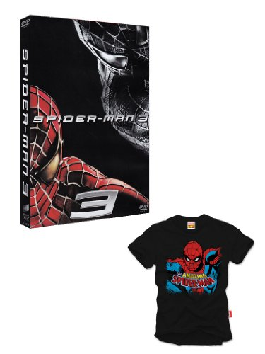 Spider-Man 3 (+T-SHIRT THE AMAZING SPIDER-MAN NERO S) [IT Import]