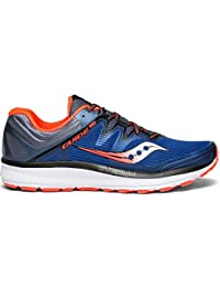 SAUCONY GUIDE ISO BLU/GRY/VIZ RED M