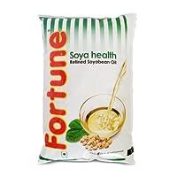 Fortune Soy Oil, 1Lt Pp - Pack of 12
