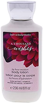 Bath & Body Works, Signature Collection Ultra Shea Body Cream, A Thousand Wishes, 8 O