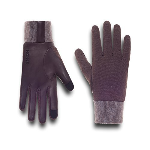 HONNS Men's Connor Cold Weather Driving Gloves