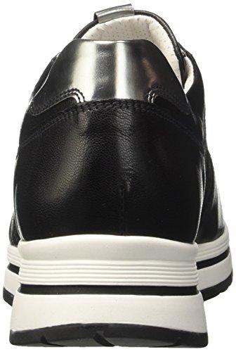 Nero Giardini P717231d, Sneaker a Collo Basso Donna Nero (100)
