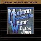Songtexte von Elton John - Madman Across the Water