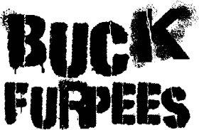 Mister Merchandise Bag Buck Furpees Fuck Burpees Borsa Di Stoffa, Colore: Nero Nero