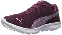 PUMA Women s Fashin Alt Twill Walking Shoe Magenta Purple/fuchsia Purple 5.5 B(M) US