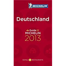 Guide Michelin Allemagne 2013