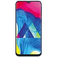 Samsung Galaxy M10 Dual SIM - 16GB, 2GB RAM, 4G LTE, Ocean Blue, UAE Version