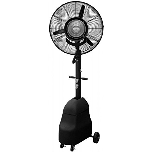 Seztools; MFS5-65; Nebulizador de agua para exteriores, ideal para terrazas, ventilador +...
