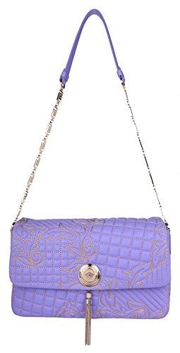 Versace Femme Sac à main Vanitas Barocco dbfe516dnar4 Violet