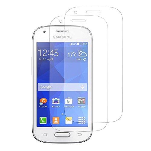 Schutzhülle weich Silikon Gel, Motiv S-Line für Samsung Galaxy Ace 4Style LTE SM-G357FZ