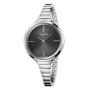 Schwarz Seite Damen 4 Calvin Klein Uhr – 24uhren XZiOuPkT