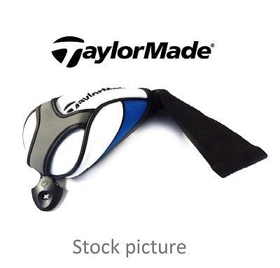 NEW Taylormade SLDR / JETSPEED 3,5,7 WOOD Headcover - Black Sock by TaylorMade