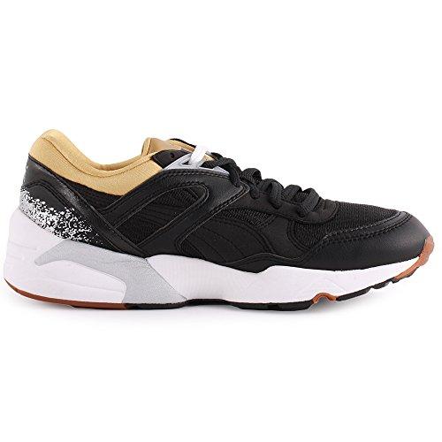 Puma Trinomic R698sportiva da donna scarpe sneaker 35733106rosso donna Black White