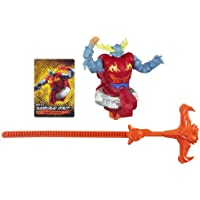 Beyblade Shogun Steel BeyWarriors BW-01 Samurai Ifrit Battler by Beyblade