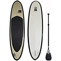HONU Stand Up Paddle – Tabla de Sup con Cobre Ajustable – Sup Bamboo Top