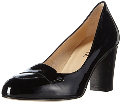 Evita Shoes Damen Pump Pumps, Schwarz (Schwarz 10), 36 EU