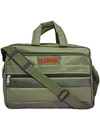 Adamstone Samson Premium Office Bag / Executive Bag / Messenger Bag Travel Bag / Work Bag