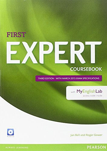 Expert first. Coursebook. Con espansione online. Con CD Audio. Per le Scuole superiori