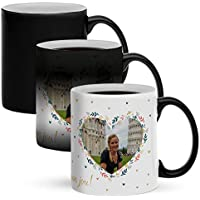 Mug Magique - Mug Magique Personnalisé avec Photo