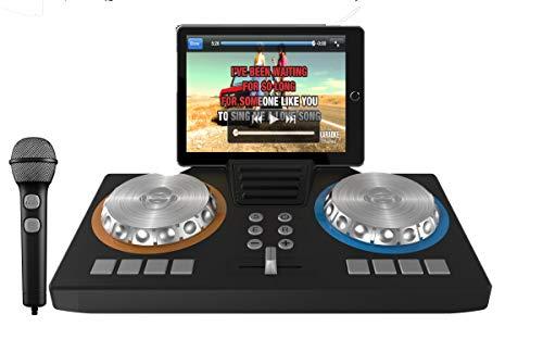 iDance - iDance XD101. Set de DJ. Mezclador con altavoz & micrófono,...