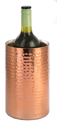Weinkühler 12cm kupfer