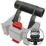 KLICKFix Adapterhalterung Multiclip für E-Bike, Schwarz, One Size, 0211ME