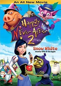 Lionsgate Home Entertainment Happily N'Ever After 2: Snow White (DVD/AC-3 / WS/NTSC) Kirk Thornton, Jim Sullivan, Cindy Robinson, Helen Niedwick, Kelly Brewster