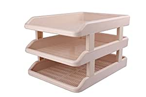Omega No.1739/S Deluxe Office Tray (Color May Vary)