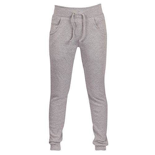 Ladies New Cotton Sweatpants Skinny Casual Jogger Bottoms Ideal For Gym