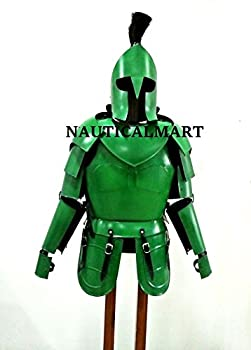Nautisches Mart Mittelalter Turnier Hälfte Suit Armour–Theater Kostüm 0